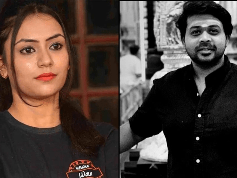 Love drives budding Kannada actress, live-in partner to kill her brother