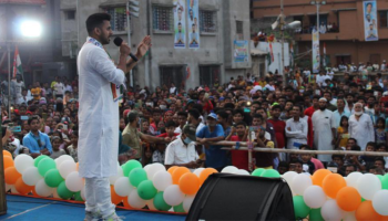 Shibpur: TMC's cricketer candidate Manoj Tiwary faces tough pitch
