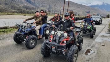 Arunachal: Mechuka Adventure Park gets ATVs, kayaks