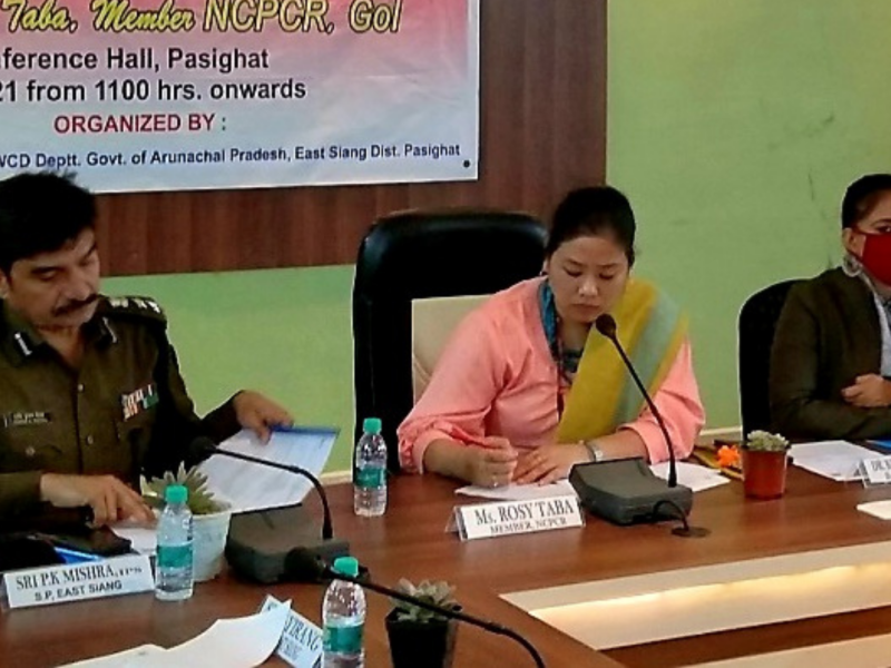 Arunachal: NCPCR member calls for more awareness on child rights