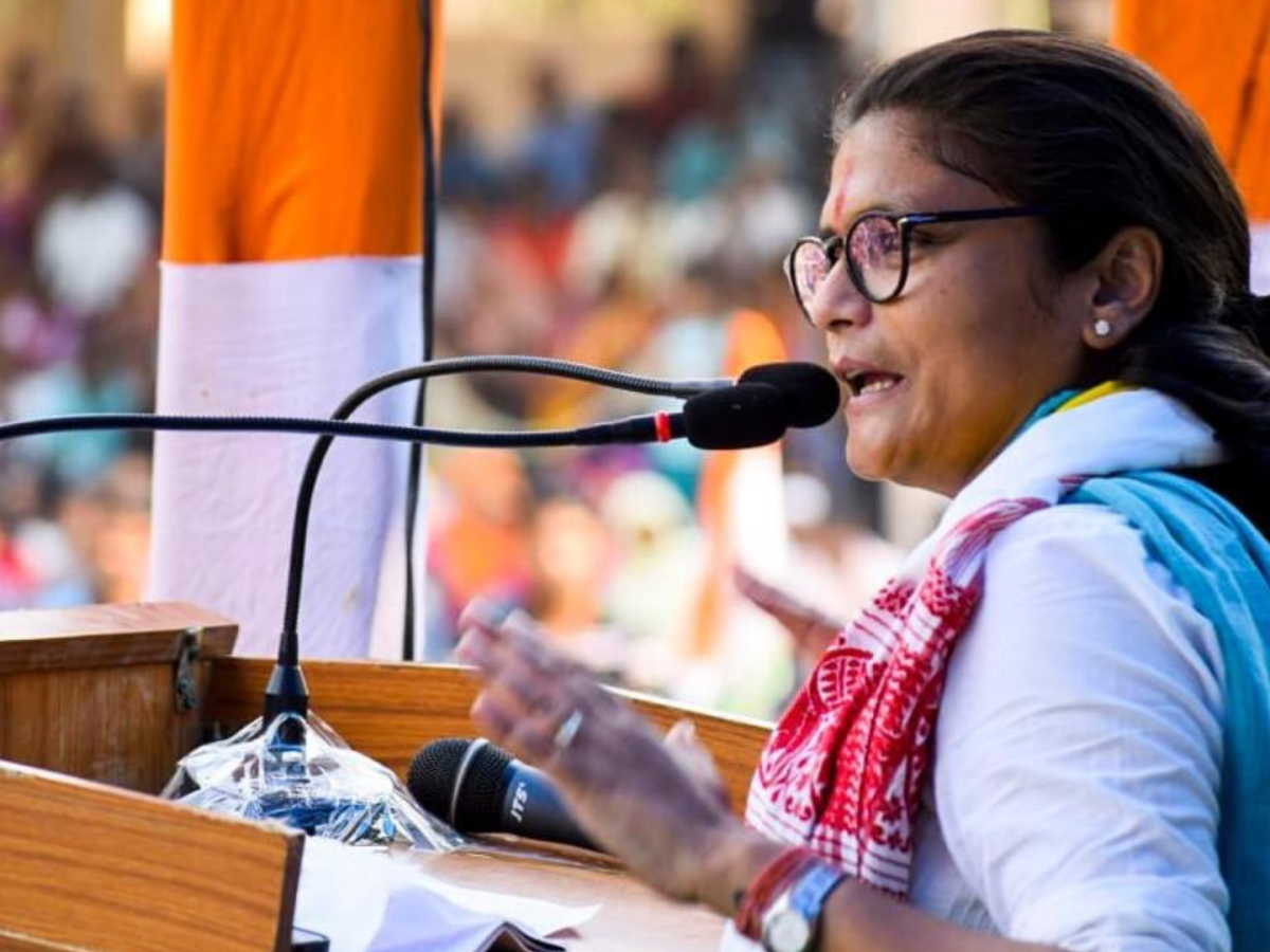 Fight against BJP's resources the biggest challenge: Congress MP Sushmita Dev in exclusive interview