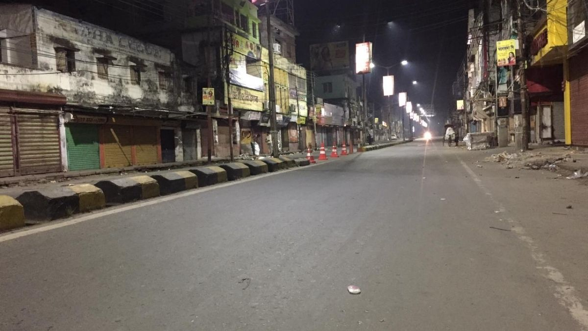 agartala night curfew extended