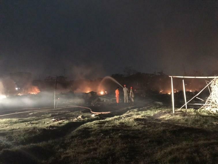 Dimapur fire