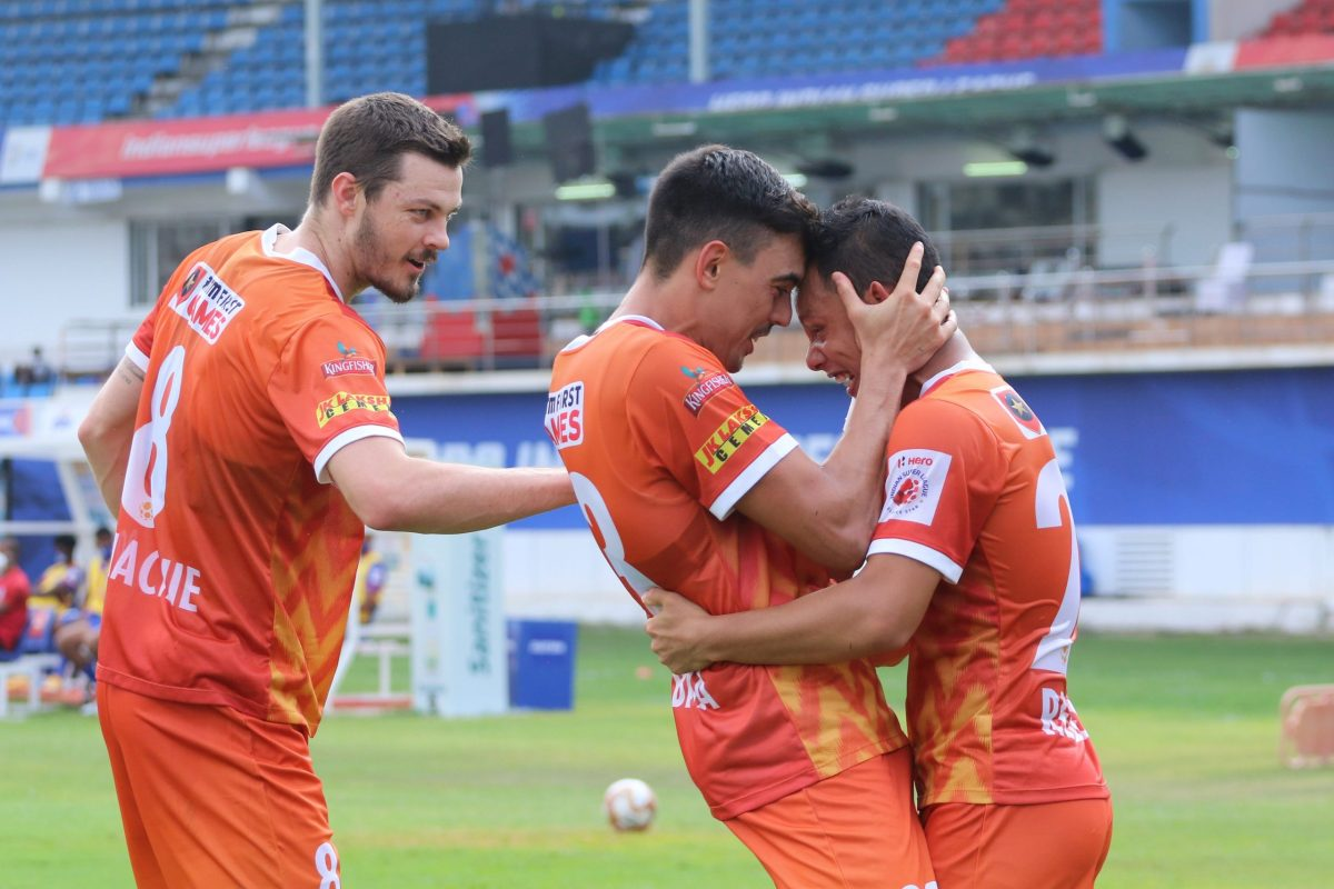FC Goa in AFC Champions League