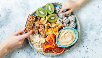 6 healthy snacks that will keep you productive through the day