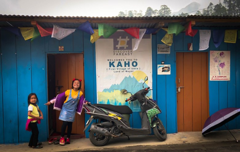 Trans Arunachal Drive 2021: Kaho village, the first village of India