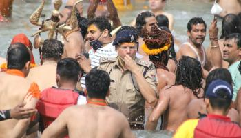 WHO India COVID