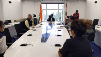 Meghalaya chief minister Conrad Sangma calls all-party meet to discuss COVID-19 situation