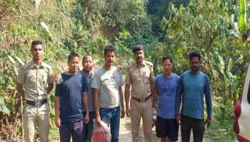 Abducted Quippo employee released by ULFA