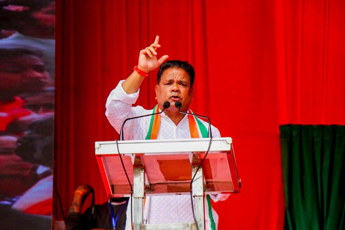 Rajya Sabha MP Ripun Bora donates medical equipment worth Rs 2.5 cr