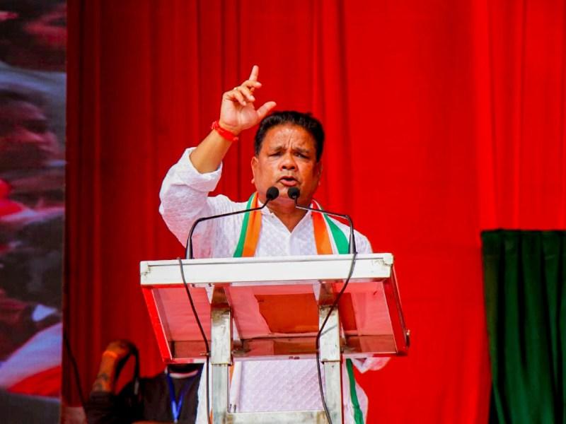 Assam congress EVM