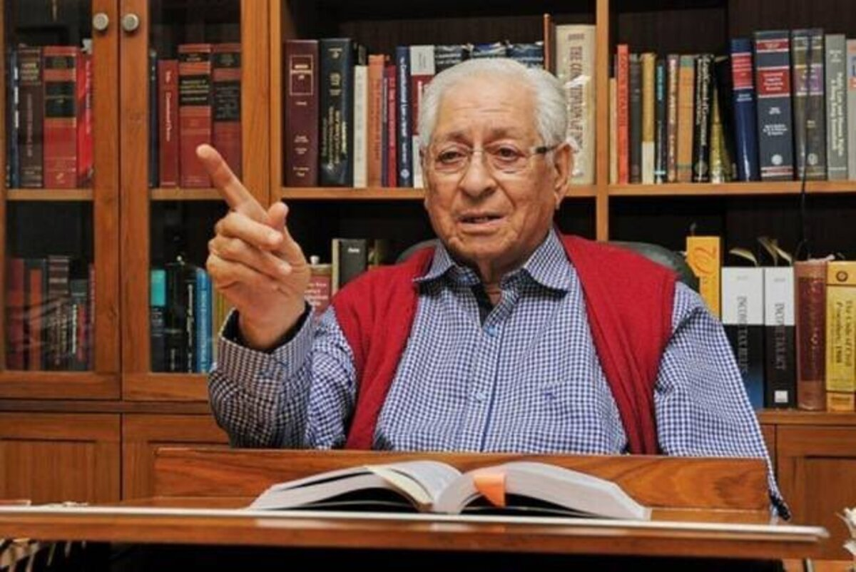 Soli Sorabjee, former Attorney General, passes away due to COVID