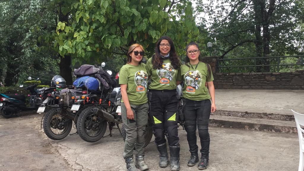 Watch: Why 3 women bikers are riding across the Northeast
