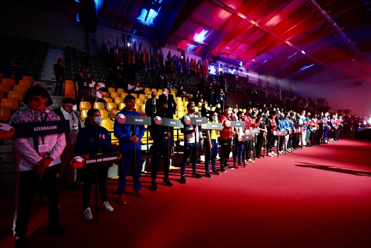 AIBA Youth World Boxing Championships 2021 opening ceremony