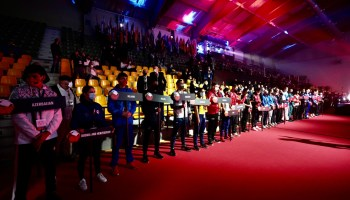 AIBA Youth World Boxing Championships 2021 opening ceremony