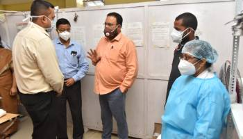 All civil hospitals in Assam to have their own oxygen plants: Health minister