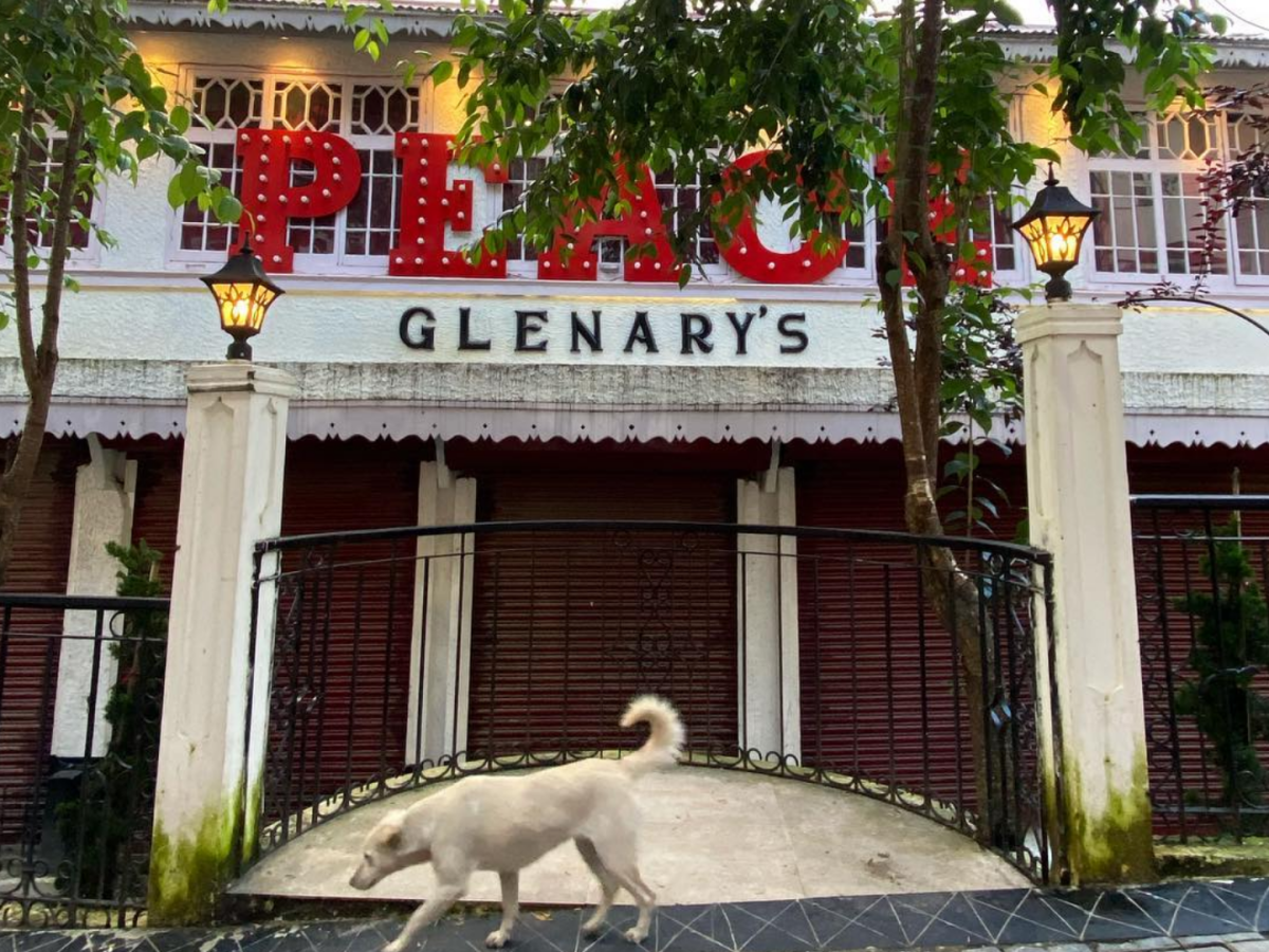 Darjeeling's iconic Glenary's restaurant is now a COVID isolation centre