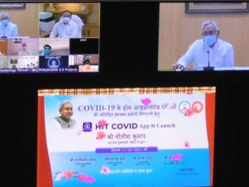 Impressed with Bihar's HIT COVID app, PM seeks details for India use