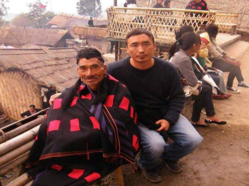 Nagaland entrepreneur helps COVID-19 patients by providing free ambulance service