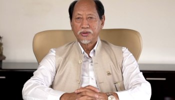 Opposition joins Nagaland ruling govt ahead of peace talks