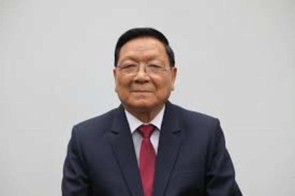 Mizoram deputy CM Tawnluia tests positive for COVID-19