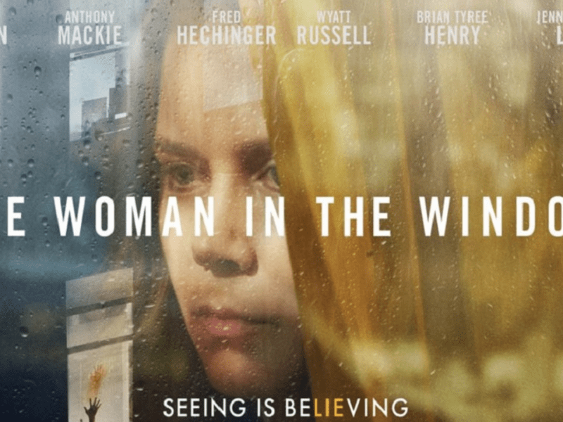 The Woman In The Window - Review