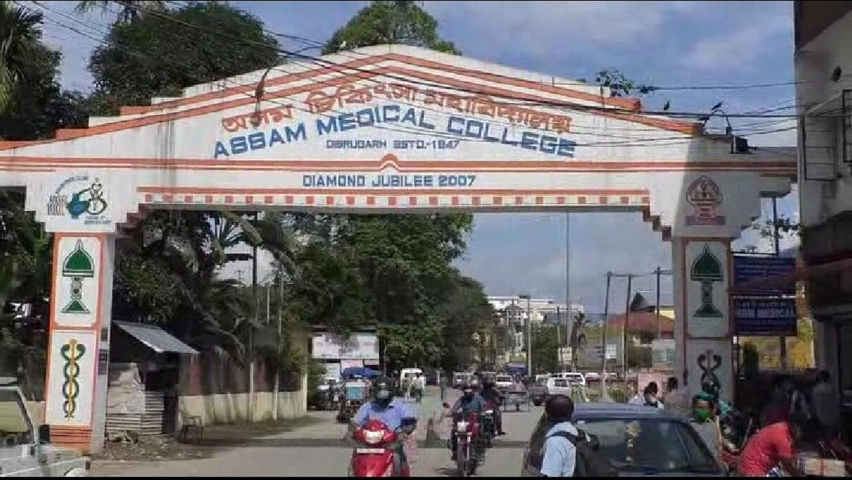 Doctors remove 30-kg ovarian tumour from 16-year-old girl in Assam