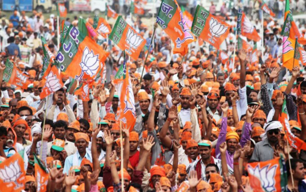 EC orders FIR over celebratory gatherings over poll victory