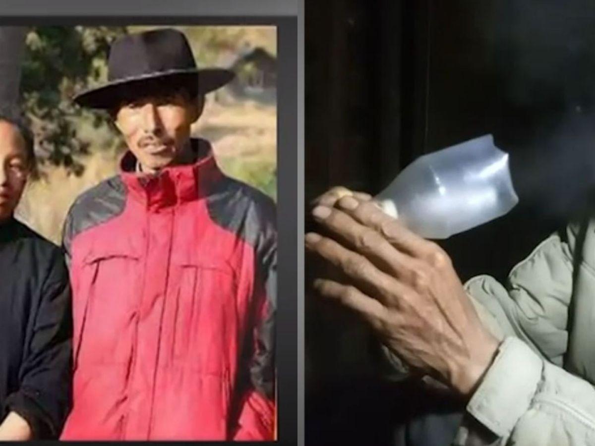 Ukhrul farmer DIY Steam