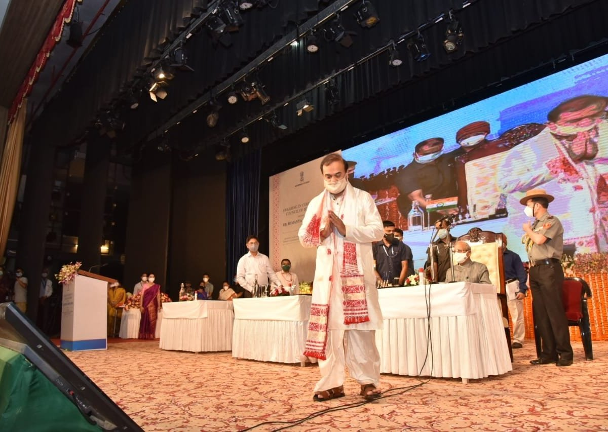 Will make Assam one of top 5 states, get law against 'love jihad': CM Sarma