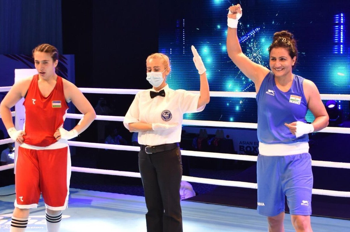 Asian Boxing: Pooja strikes gold; silver for Mary Kom, 2 others