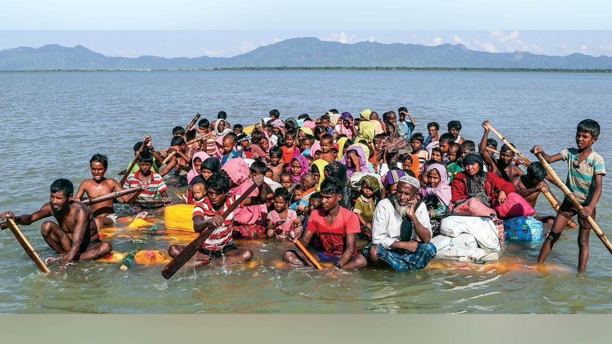The extermination of Myanmar's Rohingya – an online study