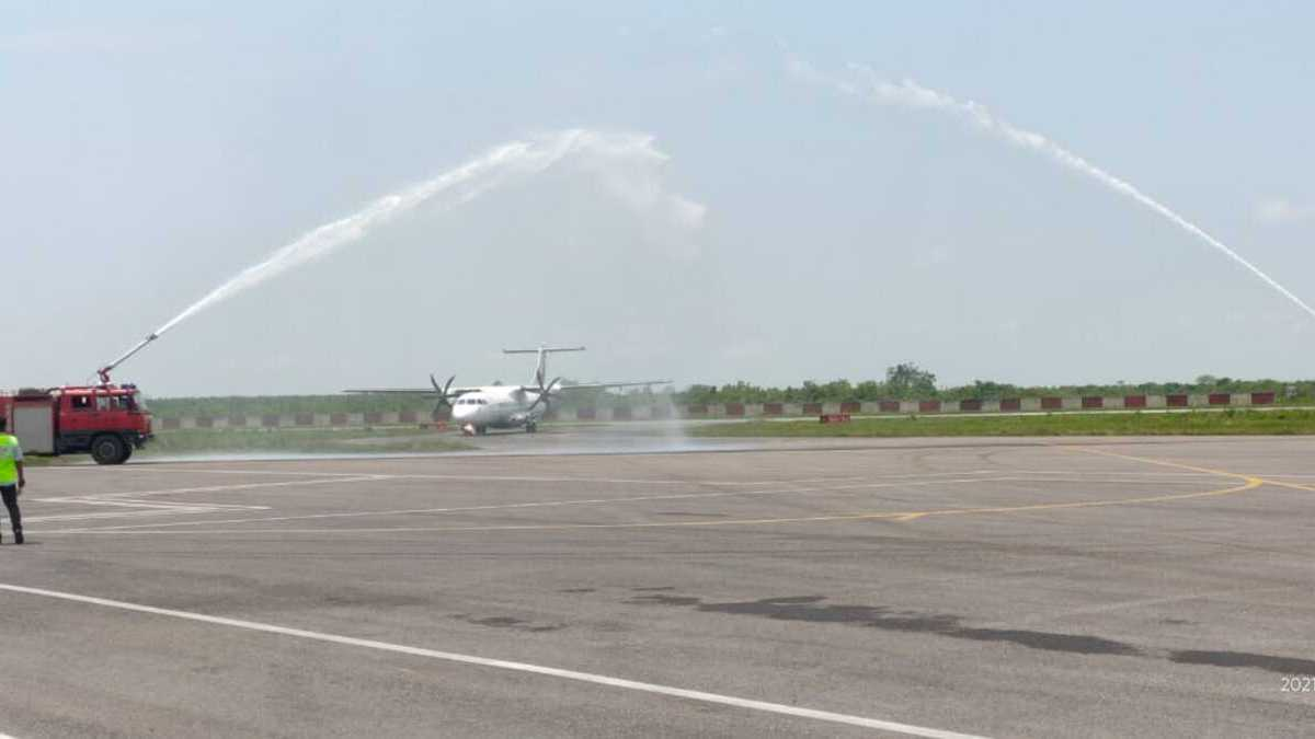 Assam: HPCL Aviation wing commissions fuel station at Rupsi Airport