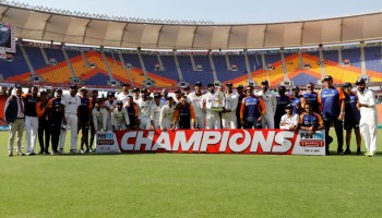 India retain top spot in ICC Test Team rankings after annual update