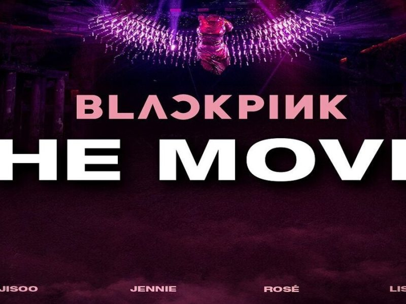 BLACKPINK reveals the first poster of 'THE MOVIE'