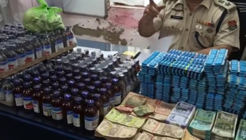 Tripura: Bangladeshi currency, contraband worth Rs 15 lakh seized, 2 arrested