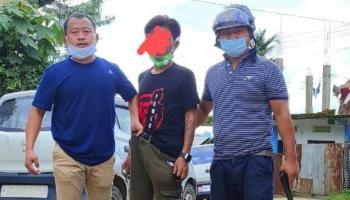 Arunachal Pradesh: Criminal flees police custody, caught a day later