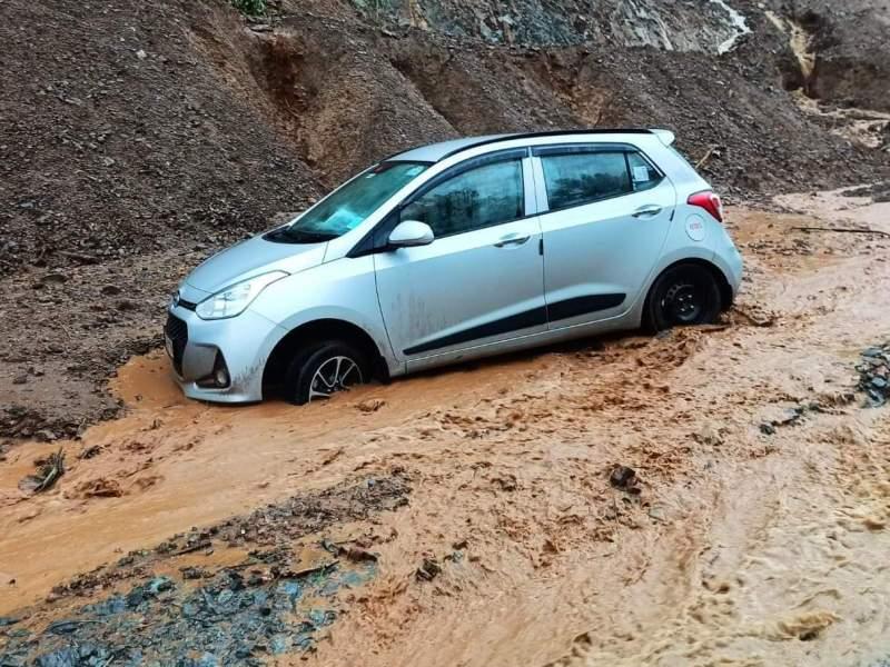 Meghalaya: Incessant rain wreaks havoc in West Garo Hills