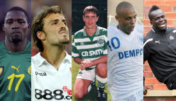 Five football players who died after collapsing on the field