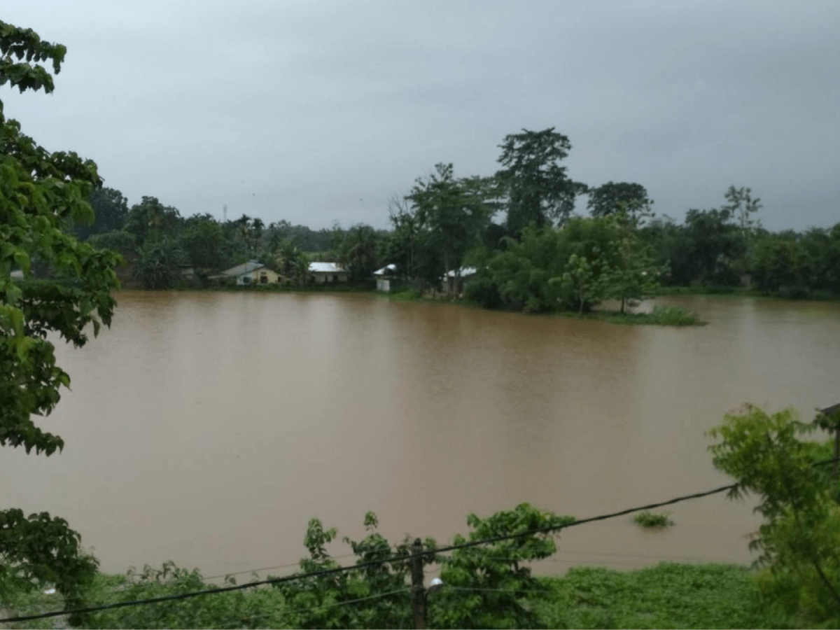 Assam: Overall flood situation deteriorates