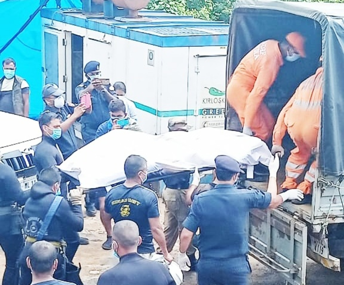 Meghalaya mine tragedy: Body recovered, yet to be identified