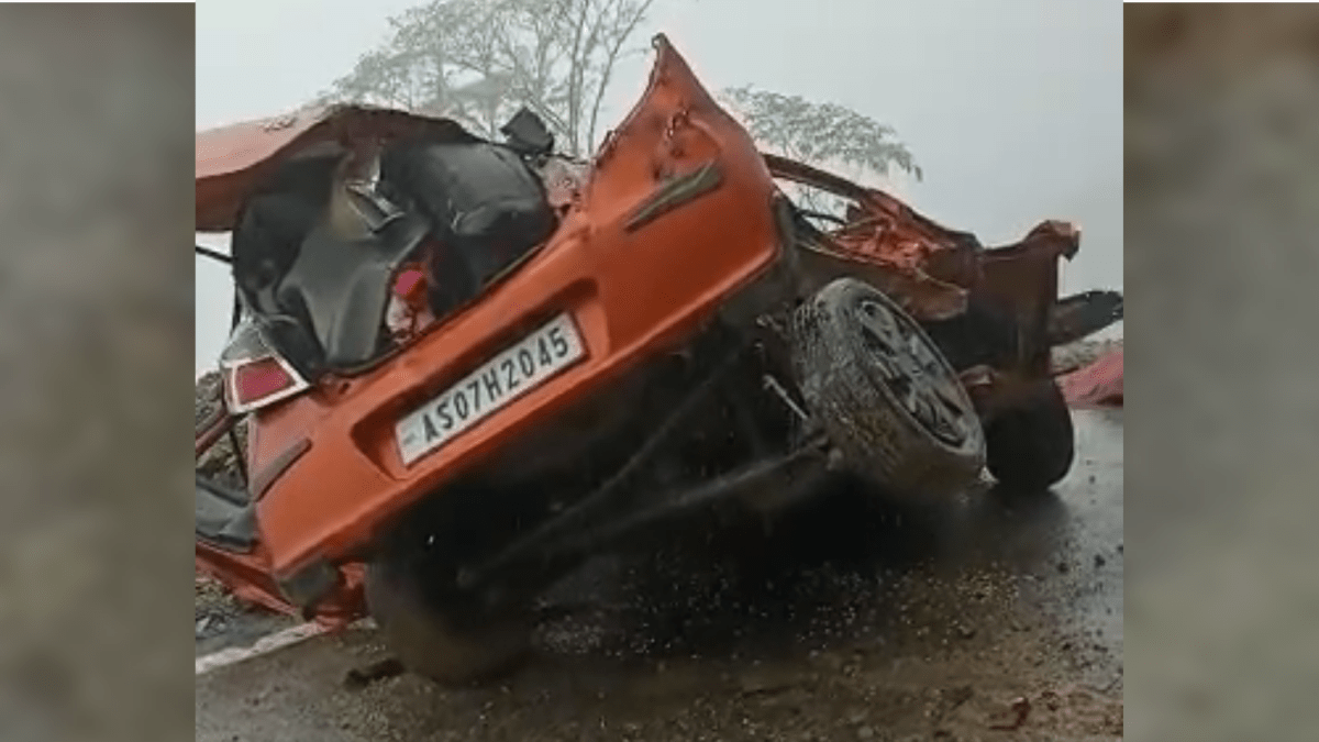 Landslide kills 2 in Arunachal's West Kameng district