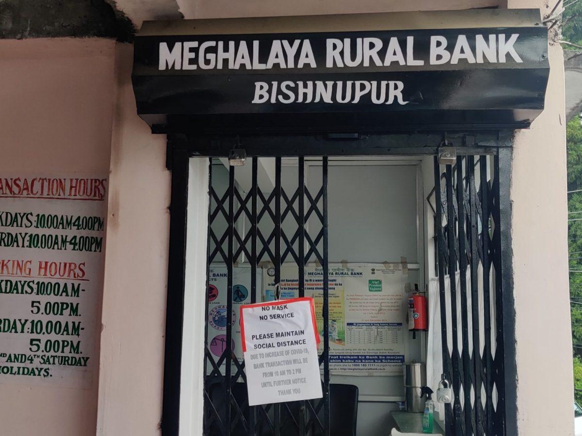 Missing Meghalaya woman found locked inside bank arrested for robbery bid