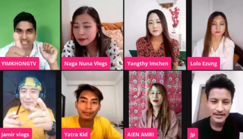 Nagaland YouTubers start online fundraiser for COVID-19 relief
