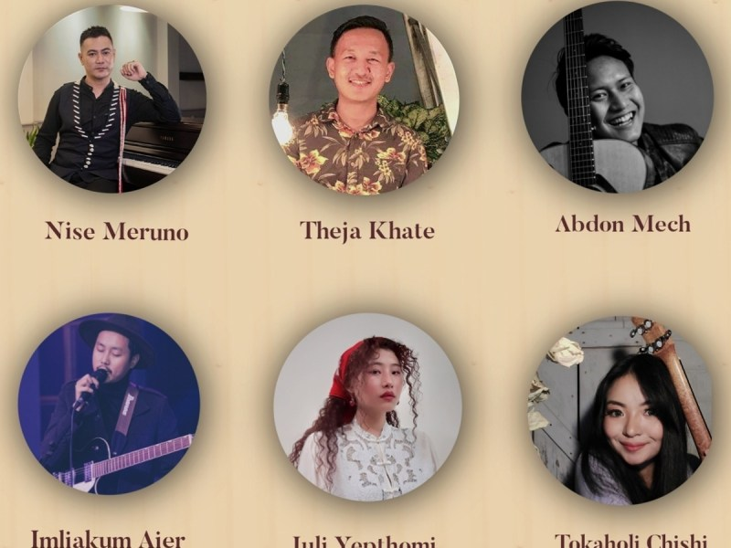 Naga musicians unite for new 'song of hope' amid COVID-19, releasing tomorrow