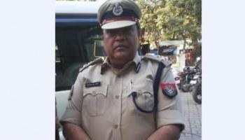 Ex-DIG PK Dutta has been arrested from Kakarbhitta area along Indo-Nepal border in the wee hours on Tuesday, sources say