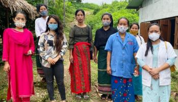 How this remote village in Arunachal achieved 100% vaccination