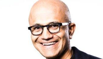Microsoft names India-born CEO Satya Nadella as company's chairman