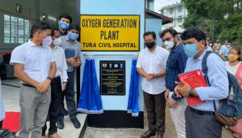 Meghalaya sets up 3 oxygen generation plants