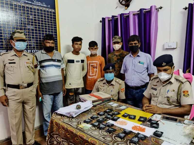 Tripura drug smuggler escapes from police custody